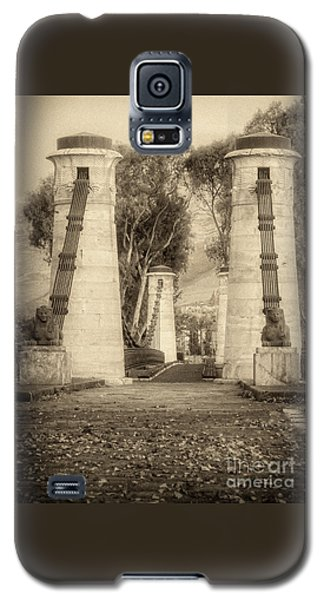 Medieval Bridge Galaxy S5 Case