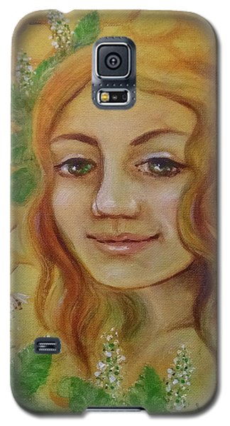Melissa - Bee Goddess Galaxy S5 Case