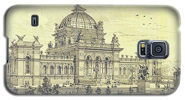 Memorial Hall, Centennial Galaxy S5 Case