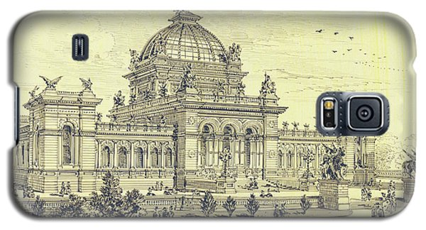 Memorial Hall, Centennial Galaxy S5 Case
