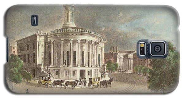 Merchants Exchange, 1838 Galaxy S5 Case