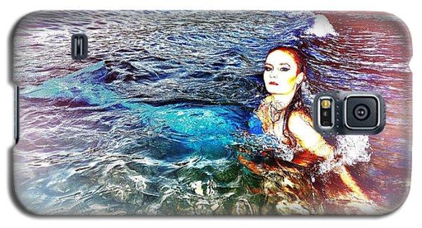 Mermaid Shores Galaxy S5 Case