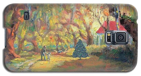 Merry Little Christmas Galaxy S5 Case