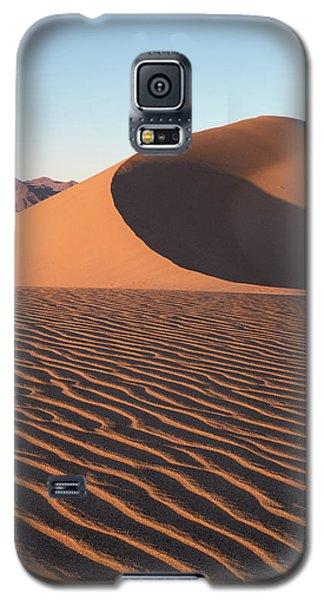 Mesquite Dunes 1-v Galaxy S5 Case
