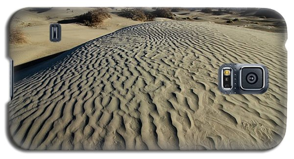 Mesquite Flat Sand Dunes Grapevine Mountains Galaxy S5 Case