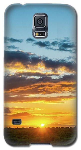 Mexico Sunset Portrait Galaxy S5 Case