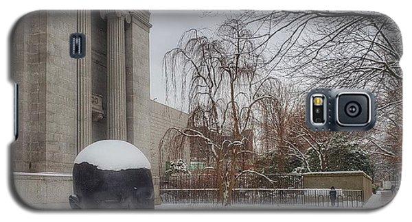 Mfa Boston Winter Landscape Galaxy S5 Case