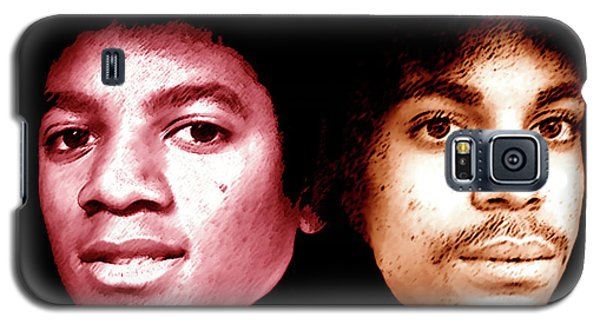 Michael And Prince Just Before They Blew Up Galaxy S5 Case
