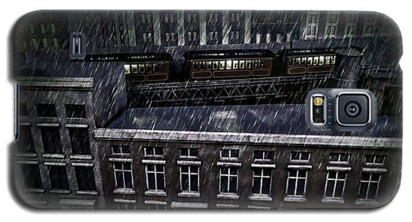Midnight Train Galaxy S5 Case