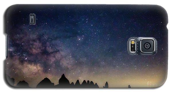 Milky Way Galaxy S5 Case