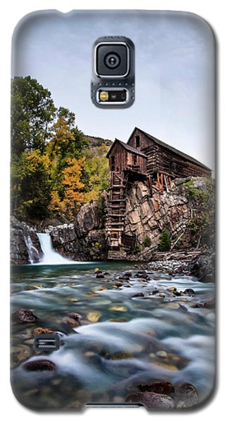Mill On Crystal River Galaxy S5 Case