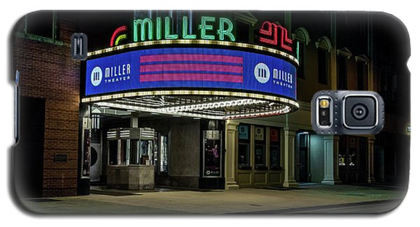 Miller Theater Augusta Ga Galaxy S5 Case