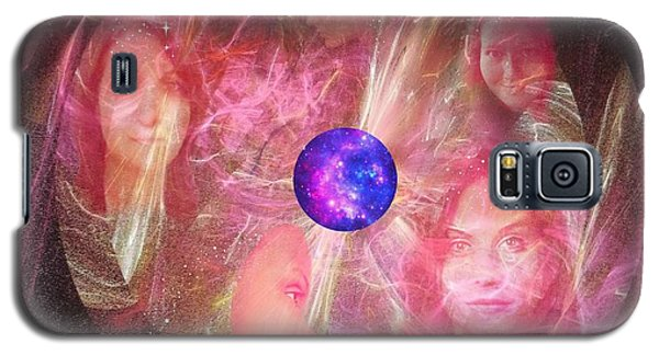 Ministering Spirits Galaxy S5 Case