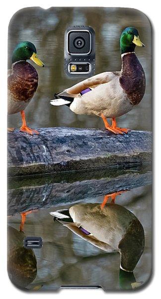 Mirror Mirror Galaxy S5 Case