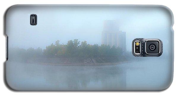 Mist Along The Rhine France Galaxy S5 Case
