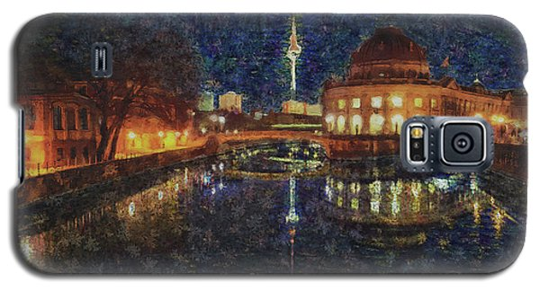 Mist Of Impressionism. Berlin. Galaxy S5 Case