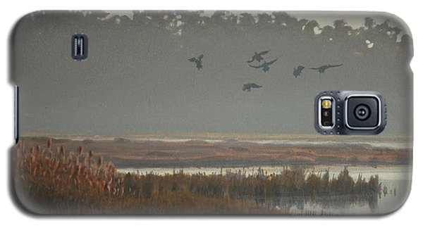 Misty Marsh Galaxy S5 Case
