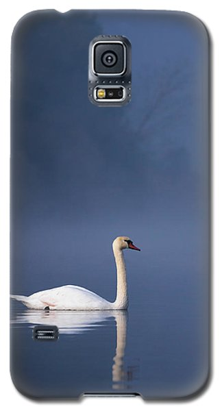 Misty River Swan 2 Galaxy S5 Case