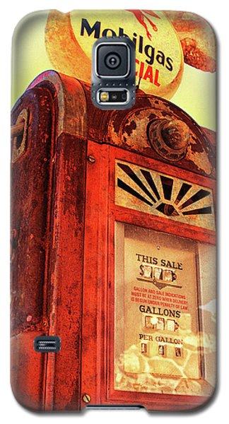 Mobilgas Special - Vintage Wayne Pump Galaxy S5 Case