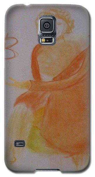model named Helene three Galaxy S5 Case