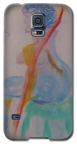 model named Helene two Galaxy S5 Case