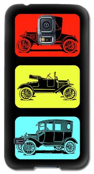Model T Ford Triple Galaxy S5 Case