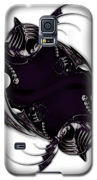 Momentary Impression Of Undefined Abstraction Galaxy S5 Case