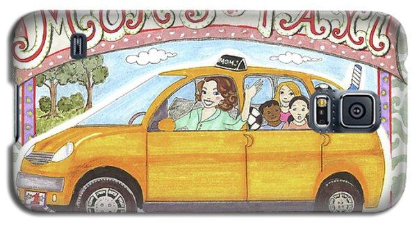 Mom's Taxi Galaxy S5 Case