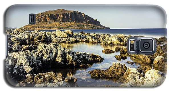 Monemvasia Rock Galaxy S5 Case