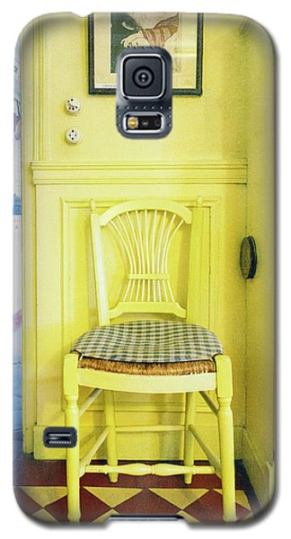 Monet's Kitchen Yellow Chair Galaxy S5 Case