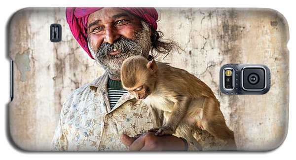 Monkey Temple Galaxy S5 Case