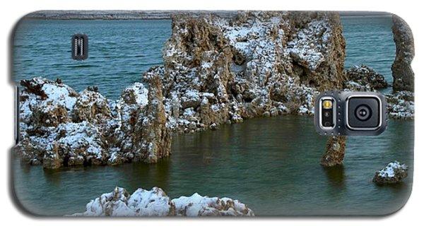 Mono Lake Tufa Towers Sunrise Galaxy S5 Case