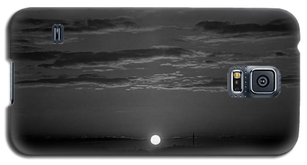 Monochrome Sunrise Galaxy S5 Case