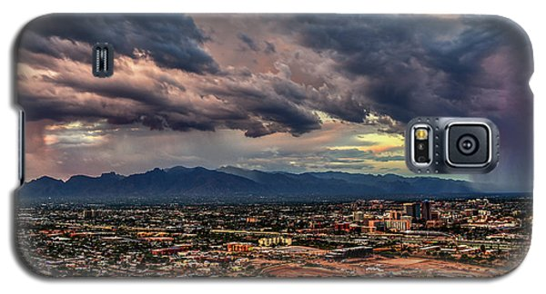 Monsoon Hits Tucson Galaxy S5 Case