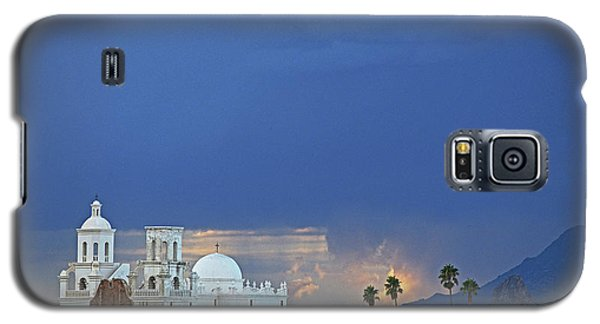 Monsoon Skies Over The Mission Galaxy S5 Case