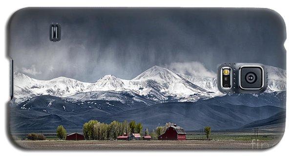 Montana Homestead Galaxy S5 Case