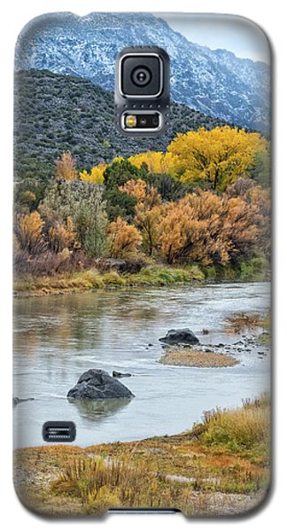Monument Autumn Galaxy S5 Case