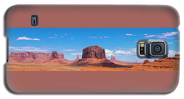 Monument Lookout Galaxy S5 Case