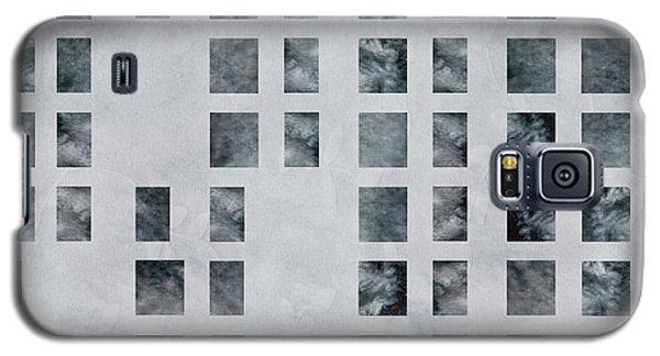 Moody Blues Data Pattern Galaxy S5 Case