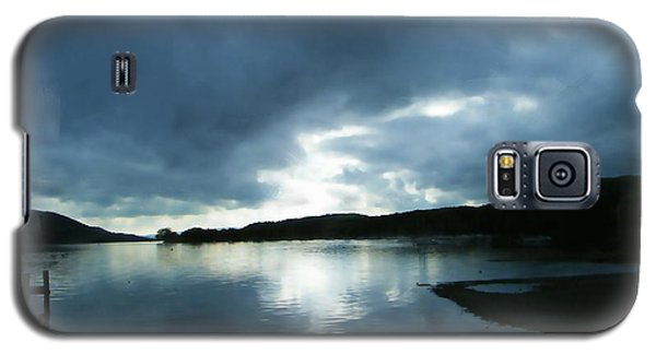 Moody Sky Painting Galaxy S5 Case