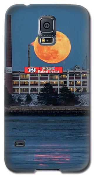 Moon Beans Galaxy S5 Case