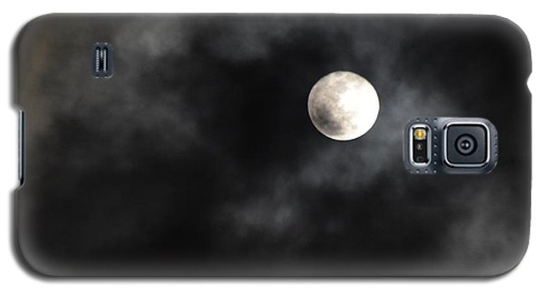 Moon In The Still Of The Night Galaxy S5 Case