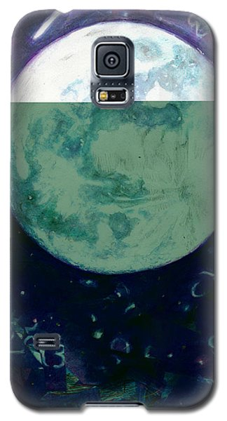 Moon  Galaxy S5 Case