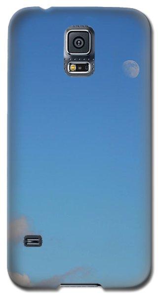 Moon Over Cloud Galaxy S5 Case