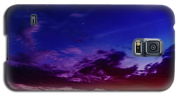 Moon Sky Galaxy S5 Case