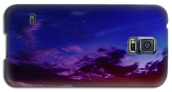 Moon Sky Galaxy S5 Case