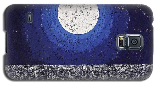 Moonbathing Original Painting Galaxy S5 Case