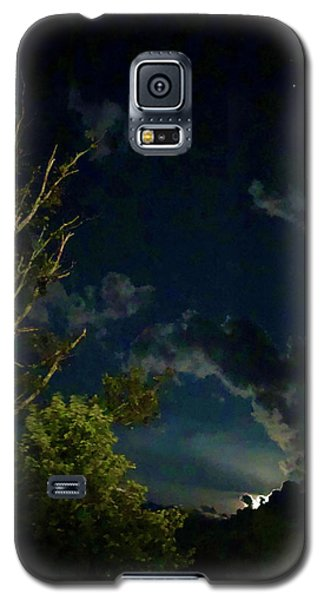Moonlight In The Trees Galaxy S5 Case