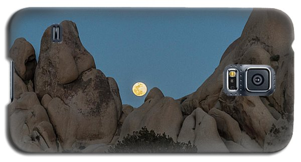Moonrise In The Sight Galaxy S5 Case
