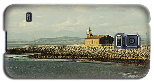 Morecambe. The Stone Jetty. Galaxy S5 Case